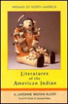 Literatures of the American Indian - A. Lavonne Brown Ruoff