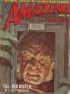 Amazing Stories, April 1949 - Raymond Palmer, S.M. Tenneshaw, H.B. Hickey, Rog Phillips, Lee Tarbell, Gaston Derreaux, Derreaux, Gaston, Tenneshaw, S.M., Hickey, H.B., Tarbell, Lee