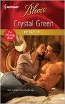 Roped in - Crystal Green