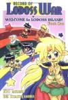 Record Of Lodoss War - Ryo Mizuno, Rei Hyakuyashik