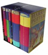 Harry Potter Box Set (Harry Potter, #1-5) - J.K. Rowling
