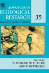 Advances in Ecological Research, Volume 35: Birds and Climate Change - Anders Pape Møller