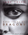 Here There Be Dragons - Jane Yolen