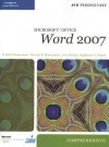 Microsoft Office Word 2007, Comprehensive - S. Scott Zimmerman, Ann Shaffer, Beverly B. Zimmerman