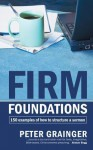 Firm Foundations - Peter Grainger