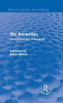 The Arbitration (Routledge Revivals): The Epitrepontes of Menander - Gilbert Murray