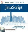 JavaScript: Your Visual Blueprint for Building Dynamic Web Pages [With CDROM] - Kelly L. Murdock