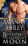 Beneath a Midnight Moon - Amanda Ashley