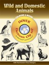 Wild and Domestic Animals: Electronic Clip Art - Dover Publications Inc.
