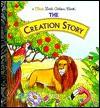 The Creation Story (Little Golden Book) - Mary Packard, Joseph Veno