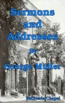 Sermons and Addresses - George Muller, Victor Paul Wierwille