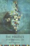 Politics of International Law - Martti Koskenniemi