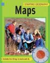 Maps - Sally Hewitt