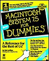 Macintosh System 7.5 for Dummies - Bob LeVitus