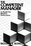 Competent Manager - Richard E. Boyatzis