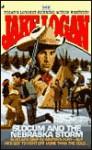 Slocum 253: Slocum and the Nebraska Storm - Jake Logan