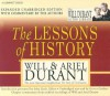 The Lessons of History - Ariel Durant, Will Durant, Grover Gardner, John Little