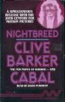 Cabal: Nightbreed (Cassette) - Clive Barker