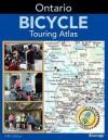 Ontario Bicycle Touring Atlas - Howard Pulver, Ian Dunlop