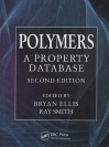 Polymers: A Property Database - Bryan Ellis, Ray Smith