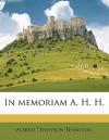 In Memoriam A. H. H. - Alfred Tennyson