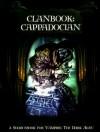Clanbook: Cappadocian - Justin Achilli, John Bolton