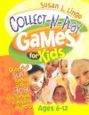 Collect-N-Play Games for Kids - Susan L. Lingo, Bruce Stoker, Paula Becker Carter