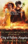 The Mortal Instruments 4: City of Fallen Angels by Clare, Cassandra (2011) - Cassandra Clare