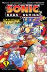Sonic Saga Series 1: Darkest Storm - Sonic Scribes, Sonic Scribes