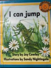 I Can Jump - Joy Cowley, Sandy Nightingale
