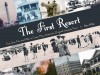 The First Resort: Fun, Sun, Fire and War in Cape May, Americas Original Seaside Town - Ben Miller