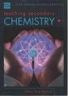 Teaching Secondary Chemistry - G.R. McDuell