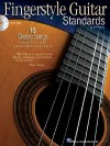 Fingerstyle Guitar Standards: 15 Classic Songs Arranged for Solo Guitar - Bill Piburn