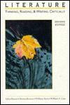 Literature: Thinking, Reading, and Writing Critically - Sylvan Barnet, William Burto, William E. Cain