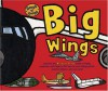 Rough 'n' Tough Big Wings [With Stickers] - Beck Ward