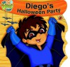 Diego's Halloween Party - Brooke Lindner, Art Mawhinney