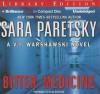 Bitter Medicine - Sara Paretsky, Susan Ericksen