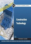 Construction Technology Trainee Guide, Hardcover - National Center for Construction Educati