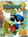 Klonoa 2: Lunatea's Veil Official Strategy Guide - BradyGames, Tim Bogenn