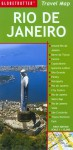 Rio De Janeiro Travel Map - Bruce Elder, Bruce Elder
