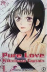 Pure Love Kamikaze Captain, Vol. 1 - Shizuru Seino