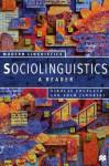 Sociolinguistics: A Reader - Nikolas Coupland, Nikolas Coupland