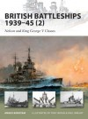 British Battleships 1939-45 (2): Nelson and King George V classes - Angus Konstam, Paul Wright, Tony Bryan