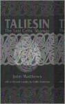 Taliesin: The Last Celtic Shaman - John Matthews, Caitlín Matthews