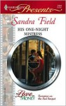 His One-Night Mistress - Sandra Field