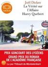 La vérité sur l'affaire Harry Quebert: Livre audio 2 CD MP3 - 650 Mo + 530 Mo de Dicker. Joël (2013) CD - Dicker. Joël