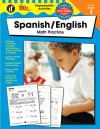 Spanish/English Math Practice, Grade 1 - School Specialty Publishing, Instructional Fair