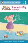 Amanda Pig, School Girl - Jean Van Leeuwen