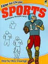 How to Draw Sports - Barbara Soloff Levy