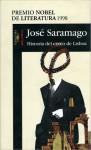 La historia del cerco de Lisboa (The History of the Siege of Lisbon) - José Saramago